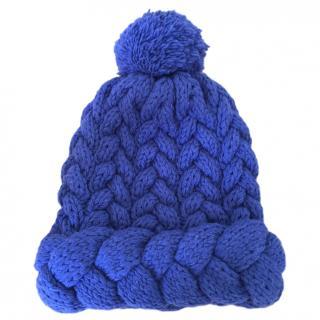 711 Monomach Blue Beanie