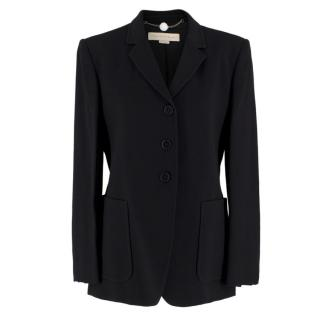 Stella McCartney Classic Black Blazer