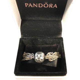 Pandora One-Clip Bracelet