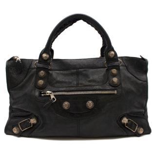 Balenciaga Black Classic City Bag