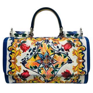 Dolce & Gabbana Majolica Sicily bag