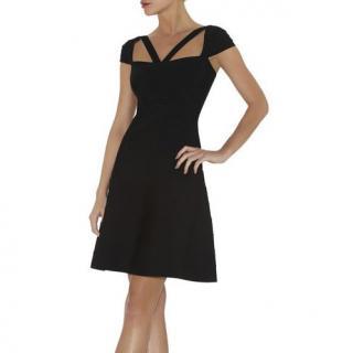 Herve Leger Beatriz Essential A-line Dress
