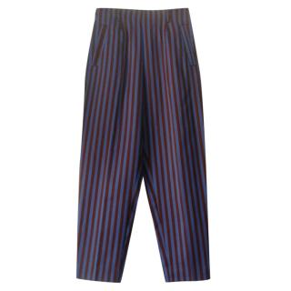 Jean Paul Gaultier Striped Trousers