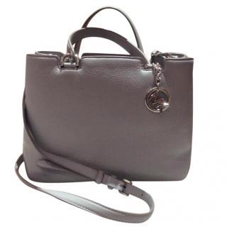 Michael Michael Kors Dove Grey Handbag