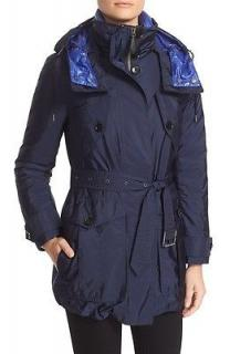 Burberry chevrenigton puffer and rain coat