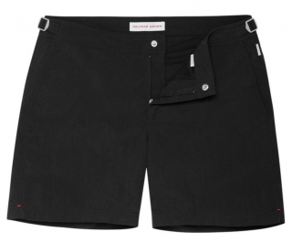 Orlebar Brown Dane Swim Shorts Black Never Worn Size 40 RRP �155 XL