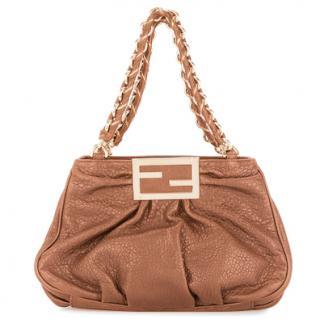 Fendi Borsa Vitello Handbag