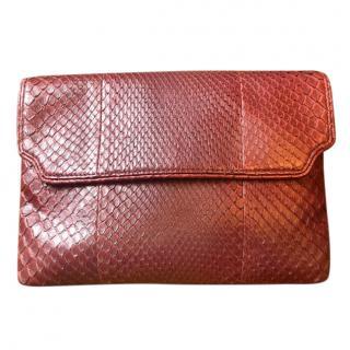 Baraboux Lizard Clutch bag