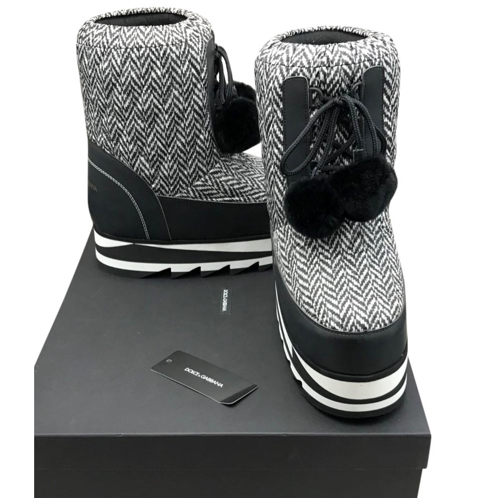 Dolce Gabbana Snow Boots   HEWI