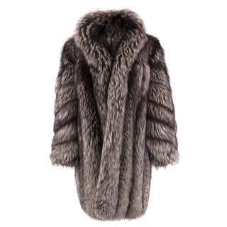 Bespoke Fox/Raccoon Coat