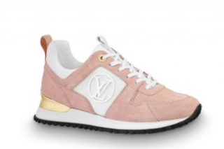 Louis Vuitton Run Away Pink Low-Top Trainers