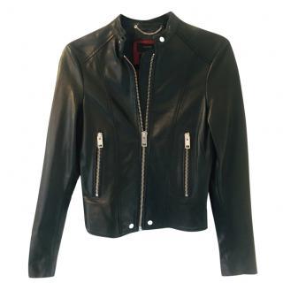 Diesel Leather Biker Jacket