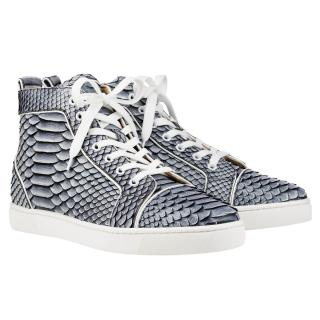 Christian Louboutin Louis High-Top Trainers