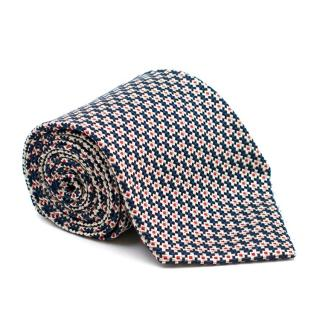 Givenchy abstract-jacquard silk tie