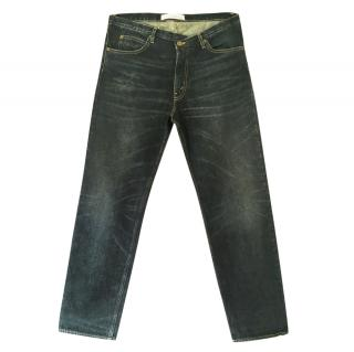 Golden Goose new with tags washed blue jeans