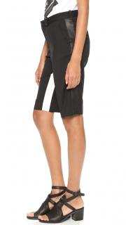 Each X Other Fabio Paleari black wool bermuda shorts