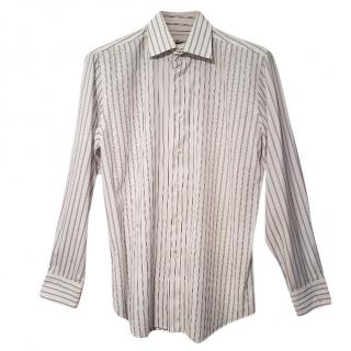 Canali Men's striped shirt