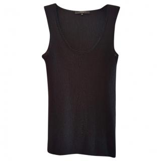 Max Mara Weekend Knit Vest Top