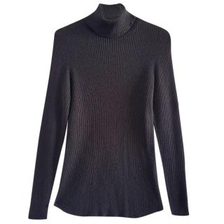 Vicolo Ribbed Knit Sweater