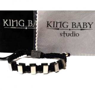 King Baby adjustable Panel Bracelet