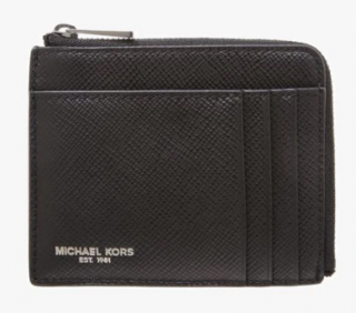 Michael Kors Harrison Zip Around Card Case