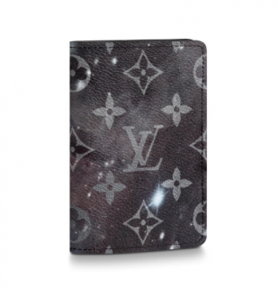 Louis Vuitton Monogram Galaxy Pocket Organizer - Pre SS19