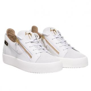 Giuseppe Zonotti May low-top leather trainers