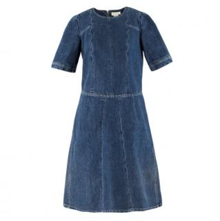 Chloe Denim Mini Dress