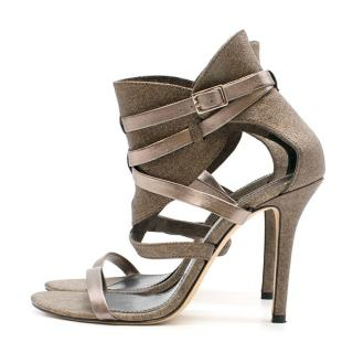 Camilla Skovgaard Gladiator Stiletto Sandals