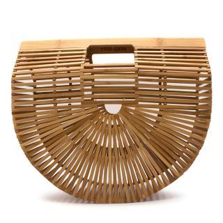 Cult Gaia Ark Large Bamboo Bag
