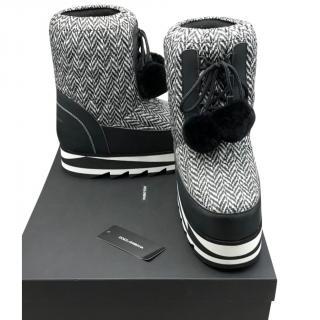 Dolce & Gabbana Snow Boots