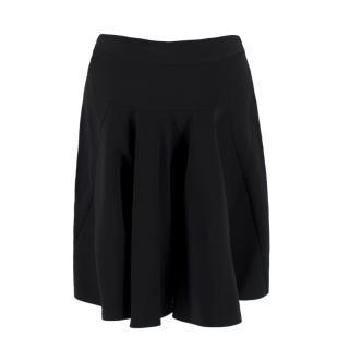 Stella McCartney Black Skater Skirt