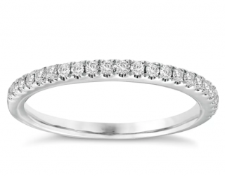 Vera Wang love collection diamond wedding ring