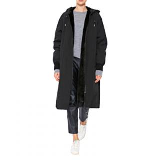 Yves Salomon Army Reversible Mink Coat