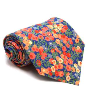 Liberty Floral-Print Tie