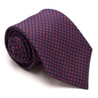 Vinuchi Diamond-Print Tie