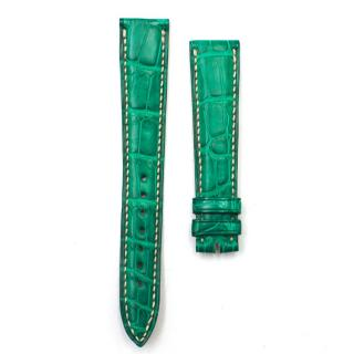 Chopard Green Alligator Leather Watch Strap