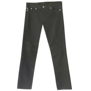 Rock and Republic by Victoria Beckham black jeans