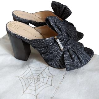 Charlotte Olympia Ilona block-heel mules