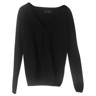 Zadig & Voltaire cashmere Skull-detail cashmere sweater