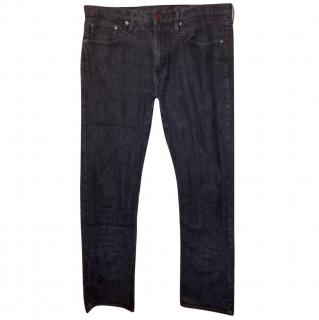 Burberry Brit Grunge Straight-Leg Jeans