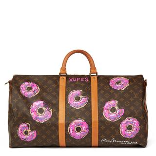 Louis Vuitton '$weet Tooth' Keepall Bandouliere 55 Holdall