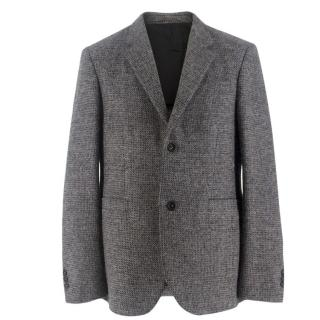 Margaret Howell Grey Tweed Blazer