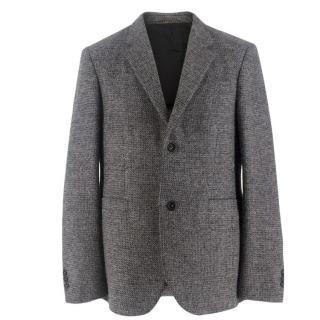 Margaret Howell Grey Tweed Blazer