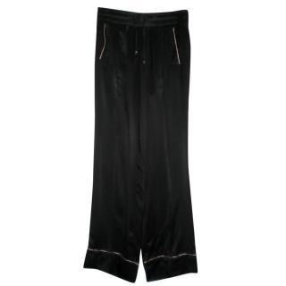 Dondup silk trousers