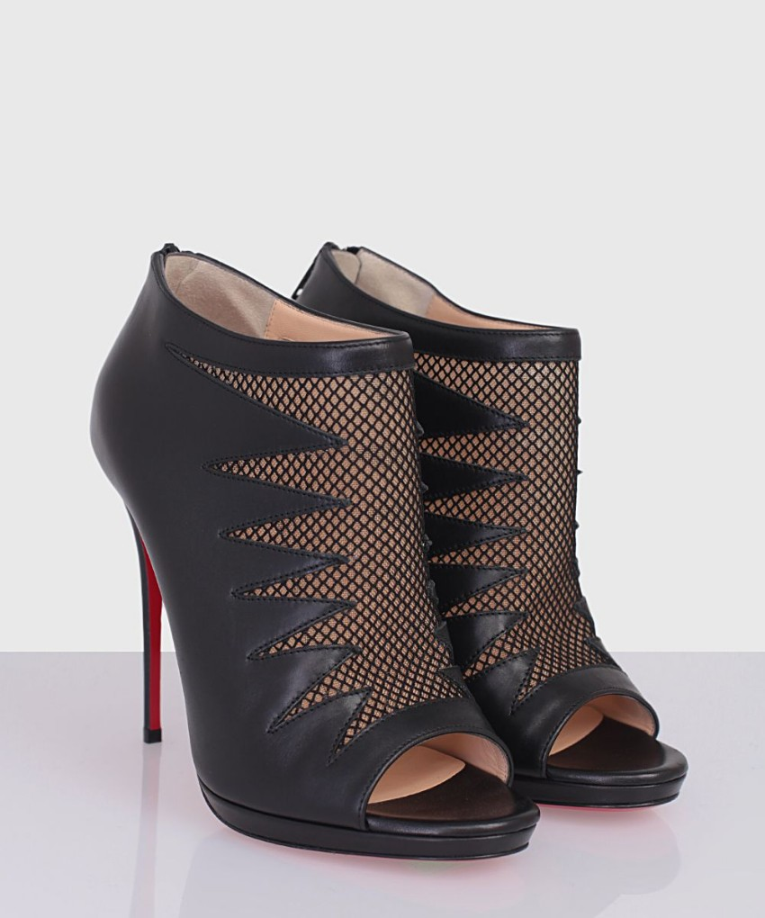 887bfaa1c06 Christian Louboutin leather Disorder boots