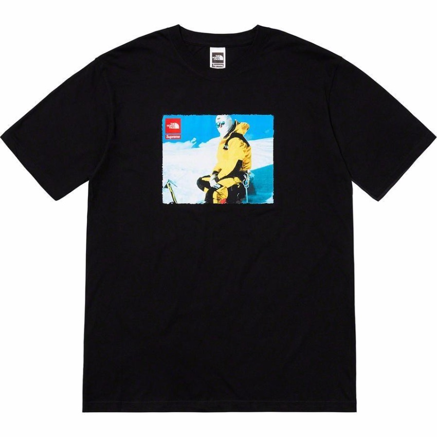 Supreme x The North Face Expedition Mountain T-Shirt