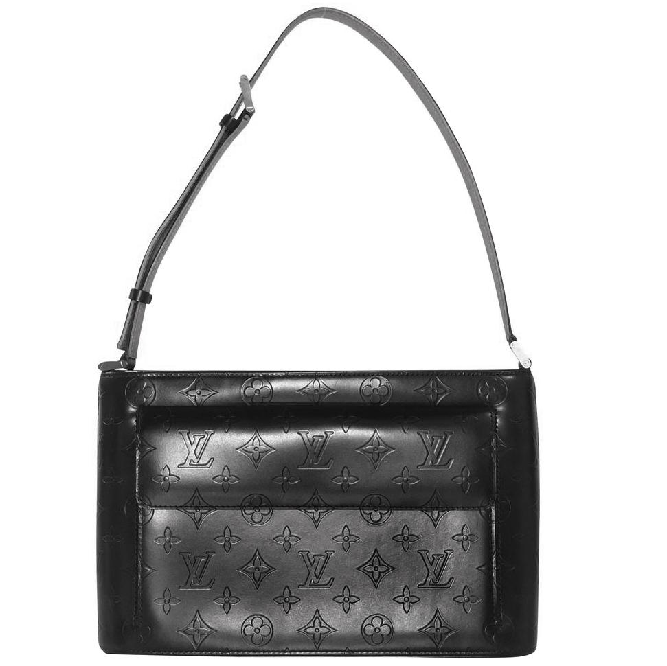 Louis Vuitton Allston leather shoulder bag