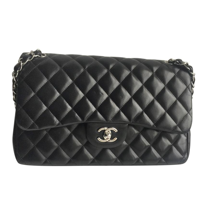 Chanel Timeless double flap handbag