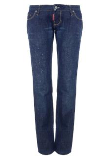 Dsquared2 Blue Splatter Jeans